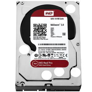 Western Digital 4TB 64MB Red Pro Internal Hard Drive WD4001FFSX